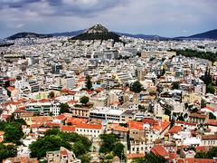 Lykavitos (Faddoush) Tags: city nikon europe cityscape hellas athens greece plaka parliment acropolis hdr lykavitos hellenic likavitos faddoush