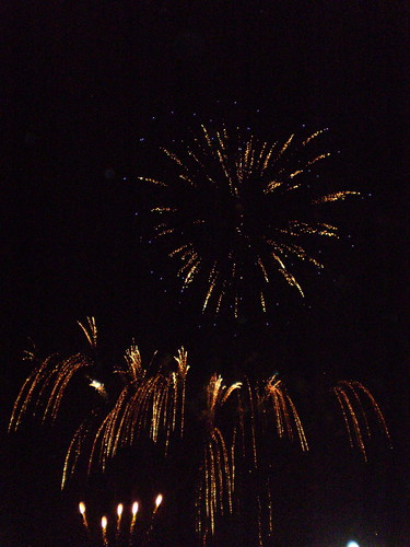 Blue Rocks Fireworks H