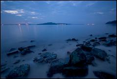 Morning Blues (Souvik_Prometure) Tags: sunrise singapore punggol sigma1020 flickrsbest the4elements nikond80 vosplusbellesphotos souvikbhattacharya