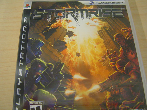Stormrise for PS3