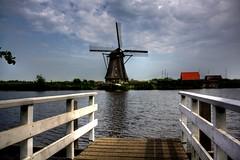 (after3d) Tags: holland netherlands windmill kinderdijk