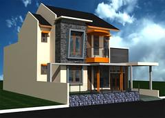 Renovasi Rumah Tinggal di Pesona Depok by Indograha Arsitama Desain & Build
