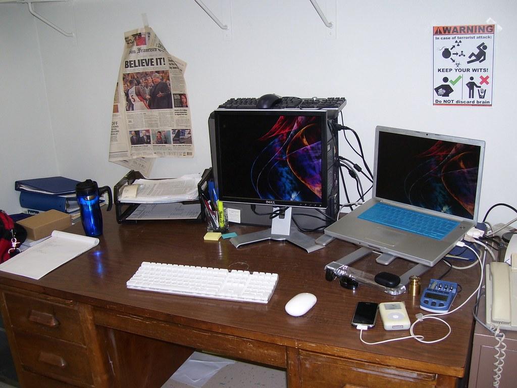 My desk RM313
