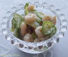zucchini e gamberetti 013