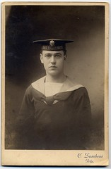 Austro-Hungarian Sailor From Moravia (josefnovak33) Tags: navy sailor austriahungary viribus unitis