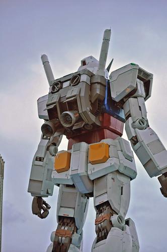 Odaiba Gundam(お台場ガンダム)DSC_0318