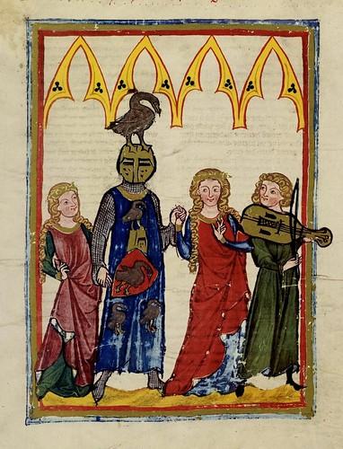 015- Hitboldd von Schwangau-Codex Manesse