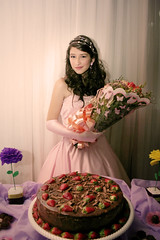 Debutante - Arcia (Jayme Diogo) Tags: flores branco canon 15 anos festa rosas aniversrio buqu vestido debutante