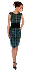 plaid dress (dunikowski) Tags: dress traje kamila vestido tartan kleid suknia danuska sukienka wybrane dagnez