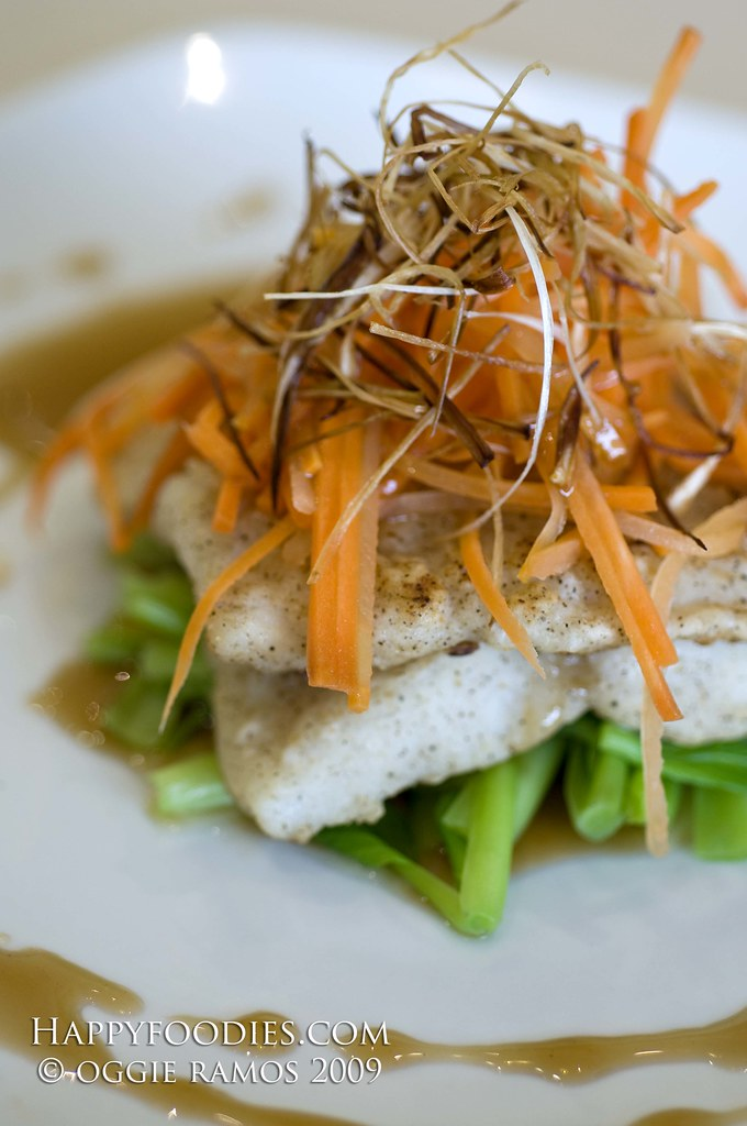 Fish Fillet in Light Soy Sauce (P325)