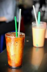 Yuan Yang Ais, Toh Soon Coffeeshop, Lorong Campbell, Georgetown, Penang