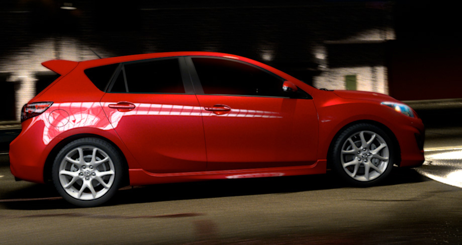 2010 MAZDASPEED3 photo gallery