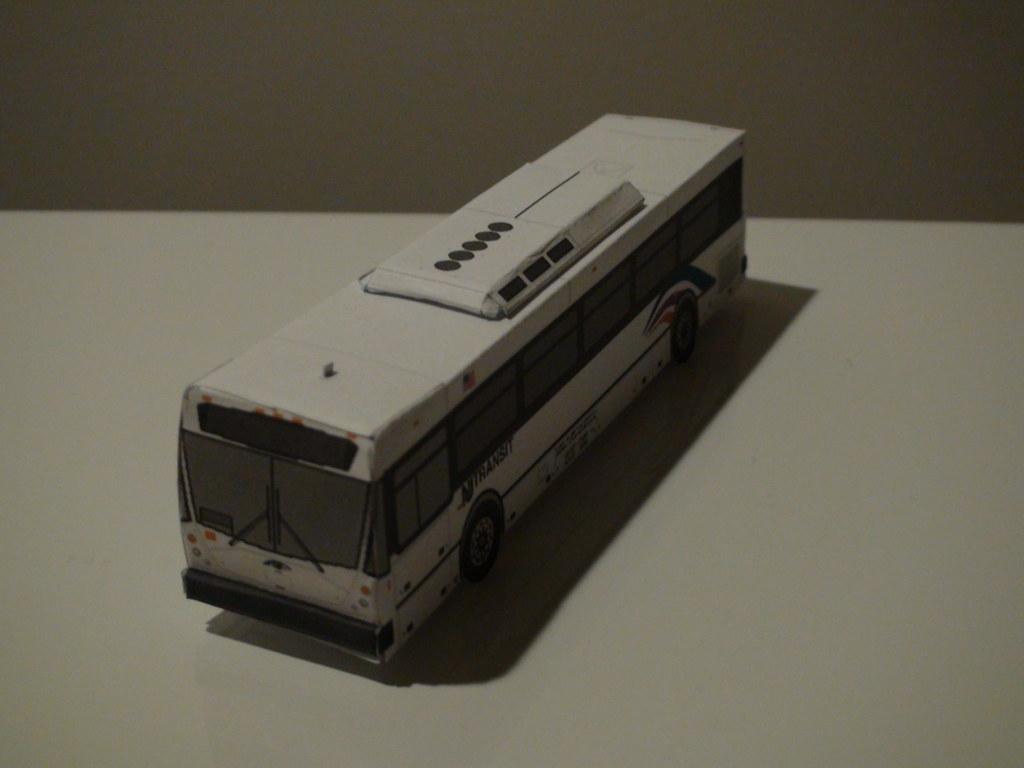 Canadian Paper Bus Models Page 2 Da C