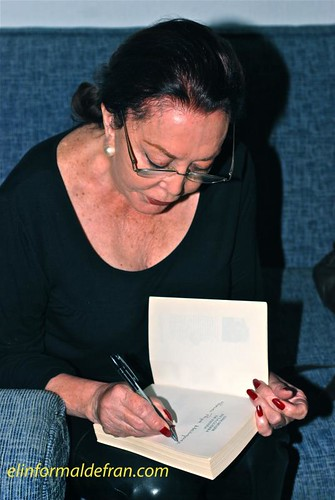 Carlota Leret O´Neill, en Melilla