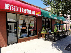Ethiopian restaurants in Chicago (by: Steven Vance, creative commons license)
