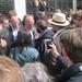 Statsministern frågas ut av media