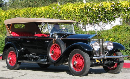1925 rolls royce phantom. 1925 Rolls-Royce Phantom 1