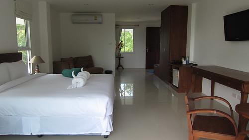 Koh Samui Kirati Resort -Deluxe Room サムイ島キラチリゾート デラックスルーム (8)