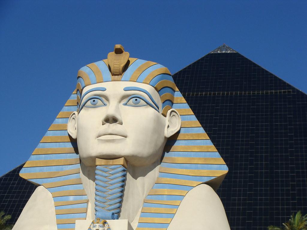 Sphinx - Luxor - Las Vegas, Nevada