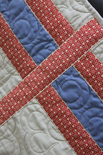 Recycled Upcycled Quilt- Very Cool Recycled Quilt :)
