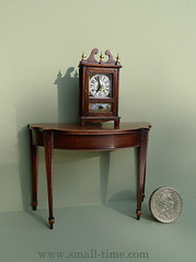 American federal mantel Clock