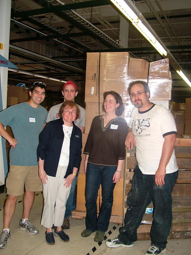 IBMers @ International Medical Equipment Collaborative