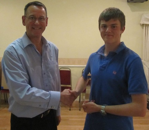 Young Player of the Season - David Saunders