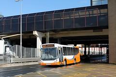 DA Coaches - LN51 DVB (MSE062) Tags: travel bus london de scotland glasgow capital first marshall single da dennis cumbernauld dart coaches metrobus decker airdrie mcv slf dvb courcey ln51 ln51dvb dms451