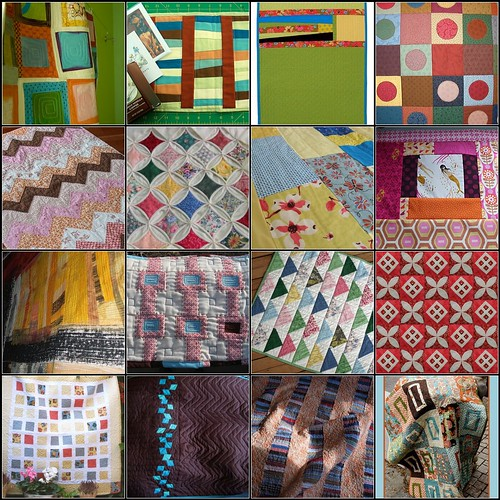 Weekly roundup: Pieced quilt edition