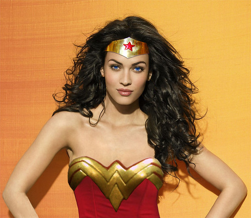 HOPLESS · Obama · Megan Fox Wonder Woman