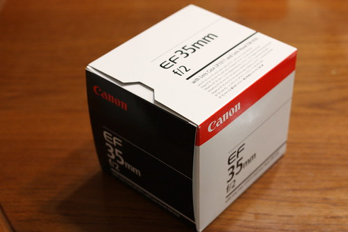 Canon EF 35mm F2
