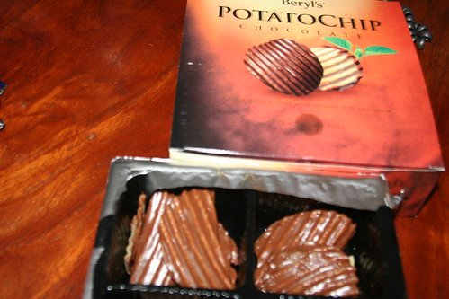 Beryl's Chocolate Potato Chips