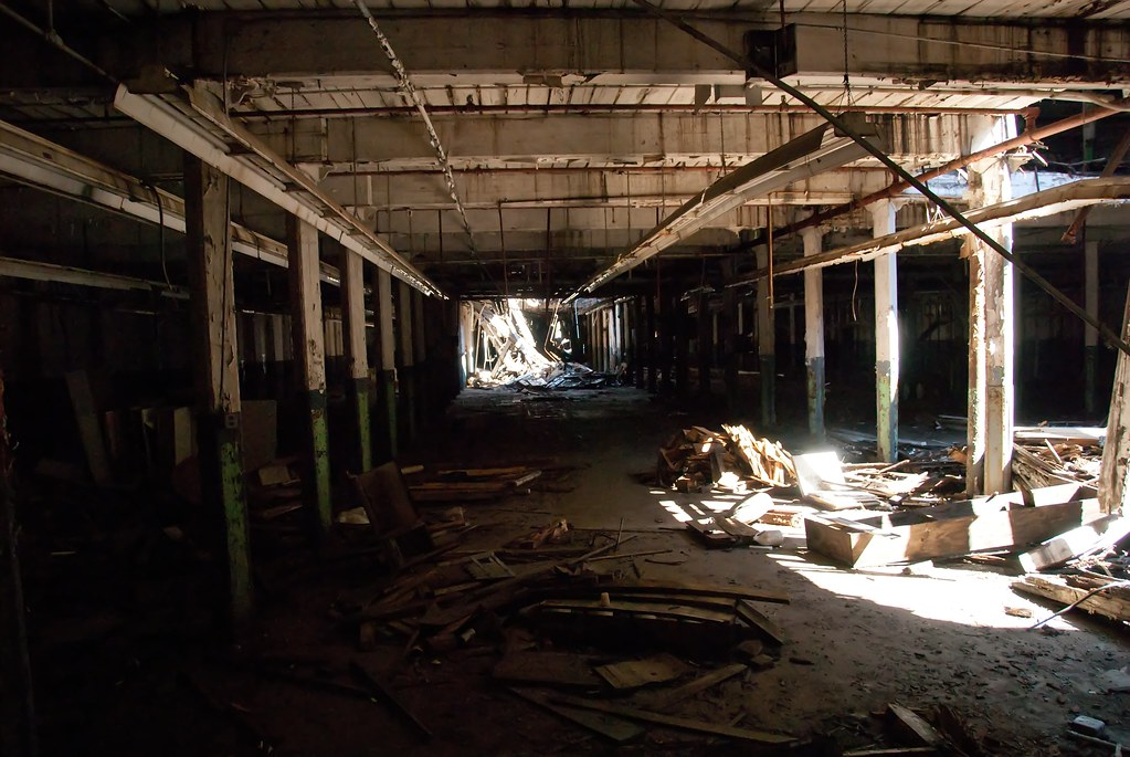 Abandoned ThreadMill