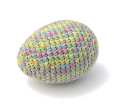 Pastel Egg (Pastel Ei) (Made by BeaG) Tags: original easter creativity design colorful artist belgium designer handmade unique oneofakind ooak pastel kunst egg belgi yarn creation cotton eggs variegated colourful unica unicum easteregg easterdecoration innovative beag easterproject decorativeegg cottonyarn innovatief easterdecorations easterfun easterdecor kunstenares uniquedesign ontwerpster crochetedegg originaldesigner creativedesigner eastercrafting colorfuleastereggs crochetegg colourfuleastereggs easterhomedecor colourfuleaster colorfuleaster designedandmadebybeag uniekontwerp ontworpenengemaaktdoorbeag