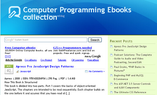 20 BEST WEBSITES FREE EBOOKS EPUB