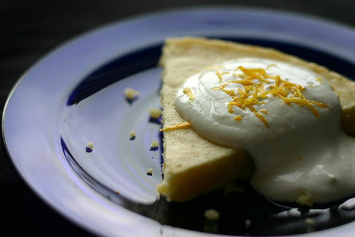 Meyer Lemon Skillet Cake