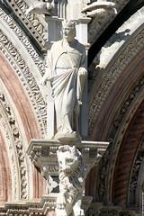 IT07 2060 Duomo di Siena (Templar1307 | Galerie des Bois) Tags: travel italy sculpture church facade europe italia cathedral decoration sienna eu tuscany siena duomo 2007 tuscano duomodisiena