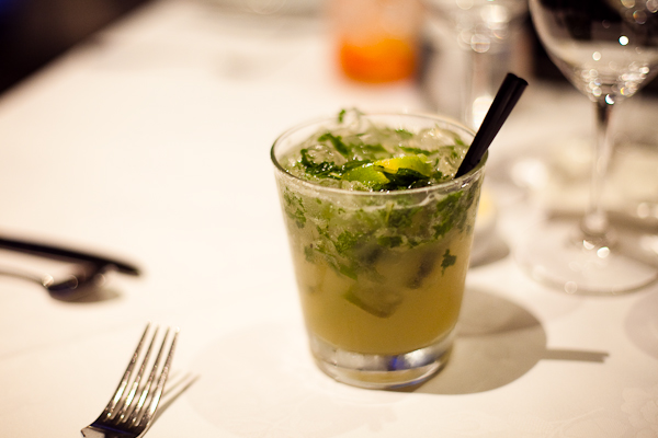 M is for Mojito