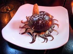 Chocolate Bomba - Pipa, Flatiron
