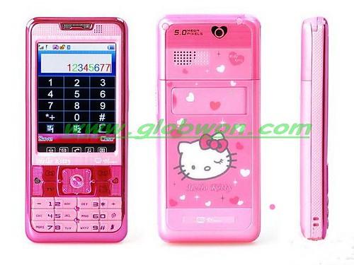 hello kitty k3000 tv phone 3