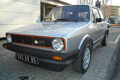 Golf GTI Rabbit (Rom_1) Tags: rabbit golf volkswagen 1800 1983
