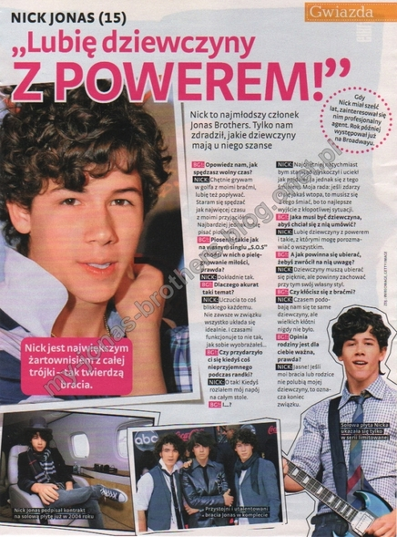 Nick: ''Me gustan las chicas con poder'' 3331403066_84764c3782_o