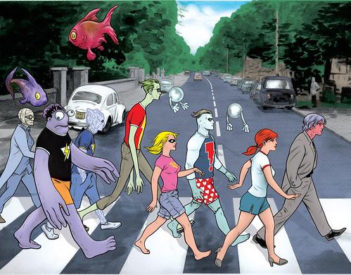 Madman Atomic Comics #16