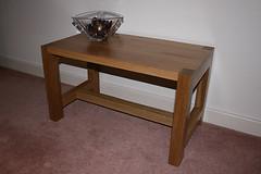 Coffee Table (Armitage and Elliott) Tags: tables woodtable sidetable coffetable woodentable oaktable coffeetables chairsidetable coffeetablewithglass