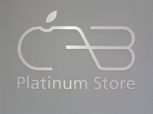 apple platinum