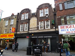 Picture of Brick Lane Coffee, E1 6SB