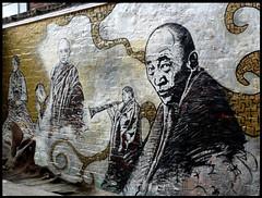 Bruno Leyval (Chrixcel) Tags: streetart graffiti londres leyval