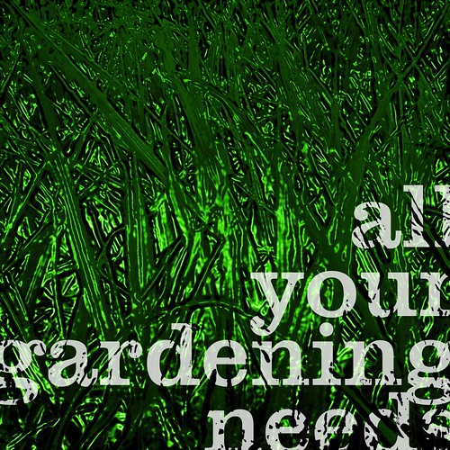all your gardening needs: first hisses through the grass