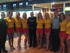 The XXXX Angels hit the Time & Tide Hotel (xxxxangels) Tags: girls beer fun dancing angels babes queensland cheerleading aussie xxxx xxxxangels