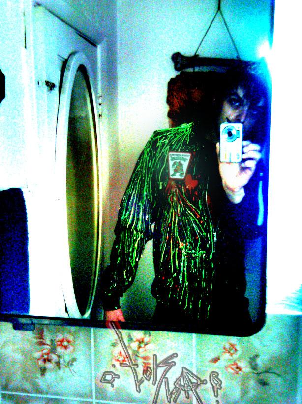 tOkKustom - RAPHAEL :: T.C.R. Ight ..hoodie // E
